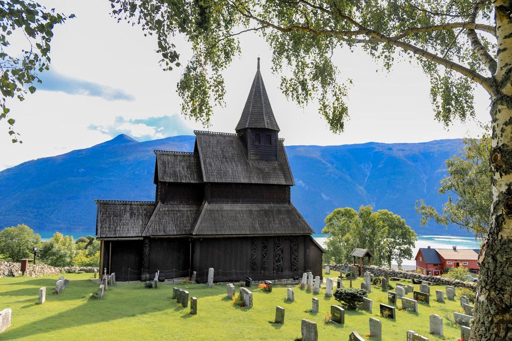 Nigardsbreen – Lustrafjord- Urnes – Fjaerland